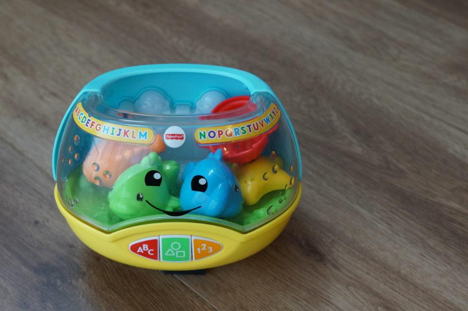 フィッシャープライスfishbowl